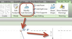 Can T Delete Added Points Split Lines In Floor Sub Element Autodesk Community Revit Products