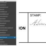 Creating a Transparent Signature Stamp in Bluebeam Revu